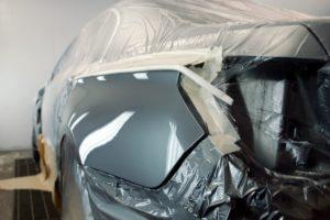 Защитное покрытие автомобиля